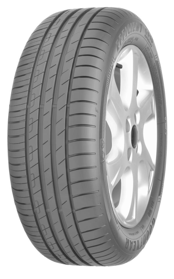 Goodyear Efficient Grip High Performance летние шины